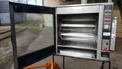 Henny Penny Commercial Rotisserie Oven