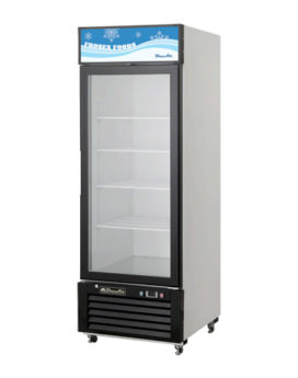 Blue Air 1 Door Freezer Merchandiser