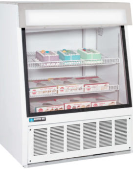 "Master-Bilt 40"" Ice Cream Cake Freezer"