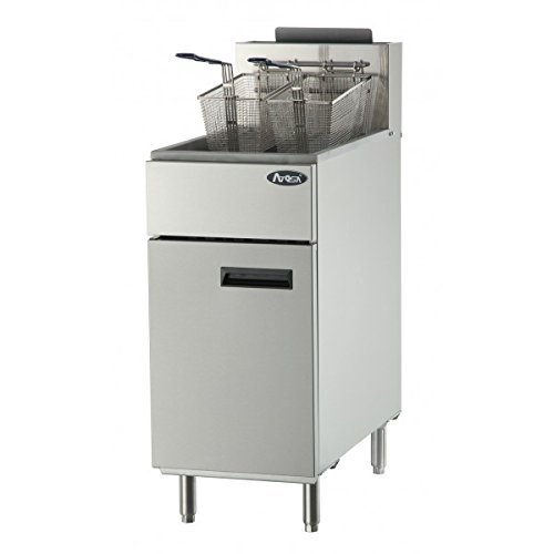 Atosa USA ATFS-40 Heavy Duty 40 LB Deep Fryer