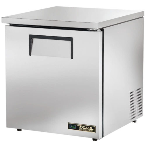 "True 27"" Low Profile Undercounter Freezer"
