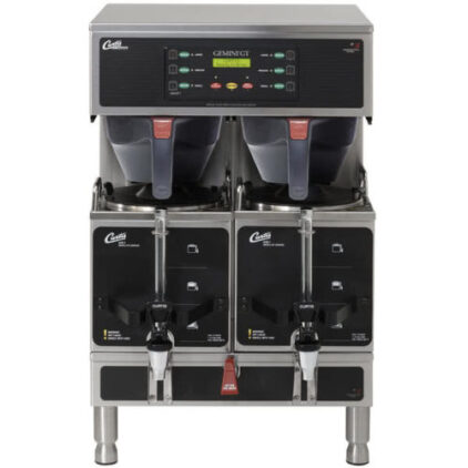 Gemini Twin 1.5 Gallon Satellite Coffee Brewer