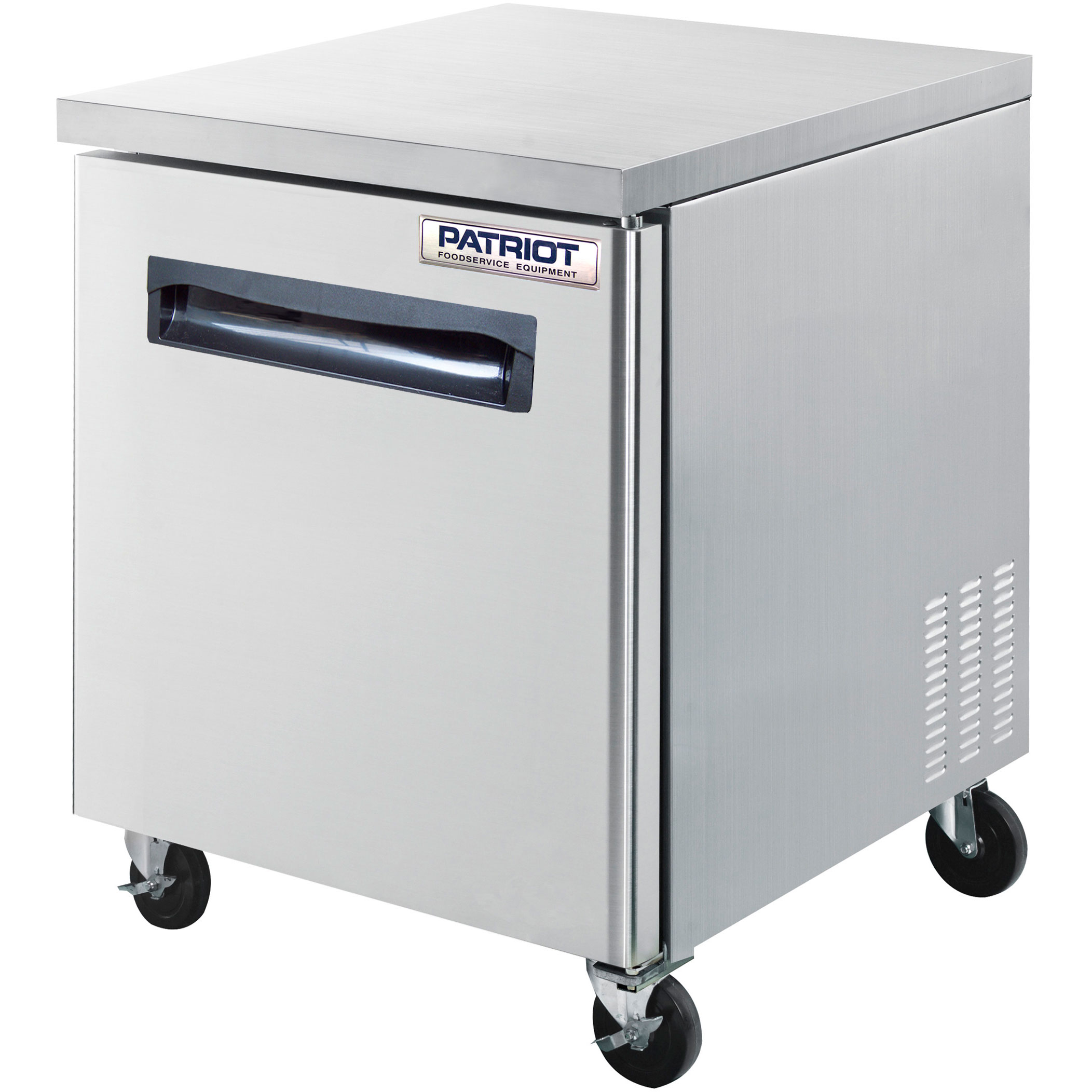 Patriot 27″ Single Door Undercounter Freezer