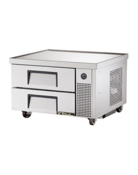 "True 36"" Two Drawer Refrigerated Chef Base"