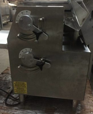 The Somerset CDR-1550 Dough Sheeter Vancouver Switch