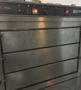 Doyon PIZ3 Electric Jet Air Pizza Oven view
